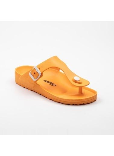 Esem Plaj Terliği Oranj